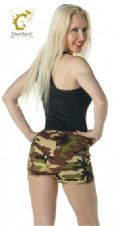 Army Hot Pants